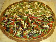 Sweetly Raw: Pizza For Dinner