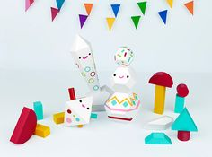 Lucky Toys on Behance