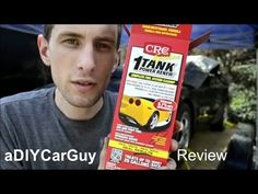 CRC 1 Tank Power Renew Fuel Treatment to Clean my Injectors Brake Fluid, Word Out