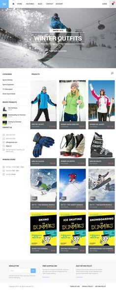 SEK - iThemes Exchange Shop WordPress Theme #wordpressthemes #html5templates #responsivedesign #html5themes #newwordpressthemes