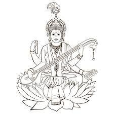Image Result For Goddess Clipart Black And White Goddess Artwork Mandala Design Art How To Draw Hands