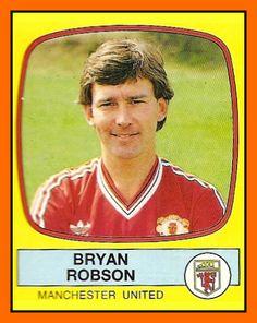 bryan robson - Manchester United 1988