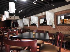 chic restaurant interiors - Google Search