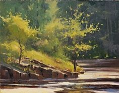 Marc R. Hanson, marchansonart.com, August Color