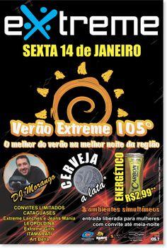 Verão Extreme 105°
