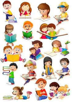 Kids stories to educate! Short funny stories for kids and picture story for kids to teach ideals. Kindergarten Classroom Setup, School Murals, School Labels, School Clipart, Kids Canvas, Preschool Lessons, Stories For Kids, Pre School, School Projects