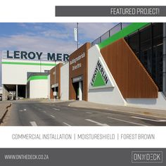 On The Deck imports and supplies premier composite decking brands and decking timber products throughout South Africa and Africa. Composite Decking, Cladding, Merlin, Screens, September, Store, Projects, Design, Canvases