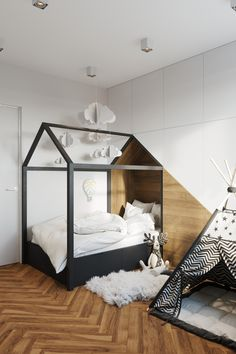 Boys bedrooms furniture can also be fun! Discover more ideas and inspirations wi… Boys bedrooms furniture can also be fun! Baby Bedroom, Girls Bedroom, Girl Room, Boys Bedroom Furniture, Bedroom Decor, Lego Bedroom, Minecraft Bedroom, Casa Milano, Deco Kids