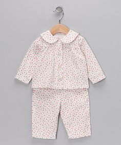 Swing Top and Pants. Pears and Bears.