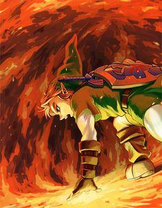 Legend of Zelda: Ocarina of Time fanart