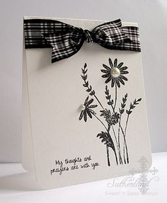 Wildflowers Clear Stamp Set - Sweet 'n Sassy Stamps
