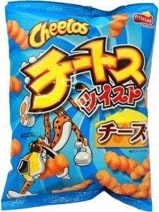 Frito-Lay Cheetos Twist ~ Hokkaido Cheese Flavor $2.00 http://thingsfromjapan.net/frito-lay-cheetos-twist-hokkaido-cheese-flavor/ #Japanese cheetos #frito lay #cheetos twist #Japanese snack