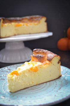 Recipe cheesecake without ground tangerine cheesecake- Rezept Käsekuchen ohne Boden Mandarinen Käsekuchen # Mandarin cheesecake floor - Easy Cake Recipes, Baking Recipes, Cookie Recipes, Dessert Recipes, Dessert Blog, Baked Cheesecake Recipe, Homemade Cheesecake, Food Cakes, Cheesecake Tradicional