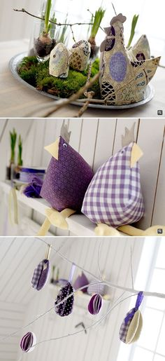 easter sewing project