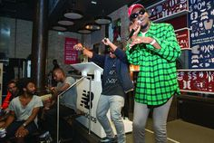 """Celebrating the launch of New Balance's """"Made in USA"""" collections with special guest performer, Theophilus London."""