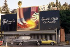 Billboards on Sunset Blvd