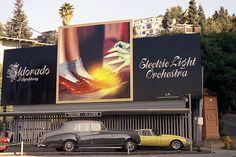 Billboards on Sunset Blvd