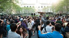 15 amazing things to do outside in NYC this summer