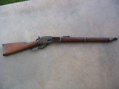 Original Winchester 1876 - NWMP