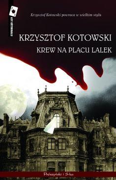 Okładka książki Krew na Placu Lalek Krakow, Shop, Movies, Movie Posters, Literatura, Films, Film Poster, Cinema, Movie