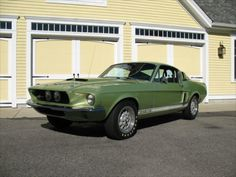 1967 Ford Shelby GT 350
