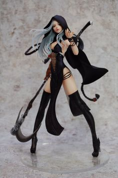 High quality anime models with best price. Feature garage kits, painted resin kits, Five Star Stories models, PVC figures and original sculptures. Character Poses, Female Character Design, Character Design Inspiration, Character Concept, Character Art, Fantasy Art Women, Fantasy Girl, Bishoujo Statue, Figure Poses