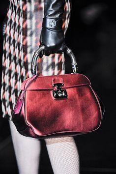Gucci at Milan Fashion Week Fall 2013 - StyleBistro