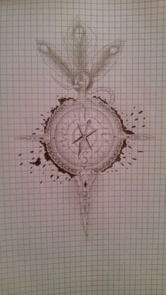 All night drawing
