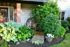 Cheating With an INSTANT Full Pallet Garden Walkway