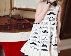 Girls Back To School Dress Caterpillar Dress Girls Dress