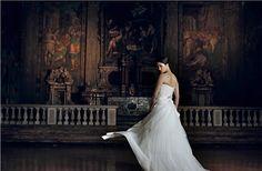 """Alberta Ferretti """"Forever"""" 2013 Bridal Collection"""