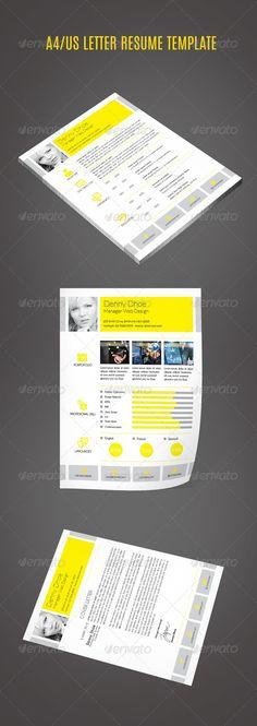 Creative Pro Resume V9 Job letter, Creative cv and Creative resume