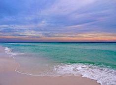 Emerald coast!