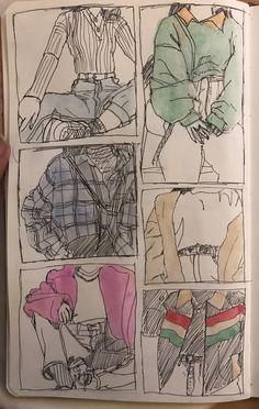 Cool Art Drawings, Art Drawings Sketches, Pretty Art, Cute Art, Arte Grunge, Arte Indie, Art Diary, Sketchbook Inspiration, Sketchbook Ideas