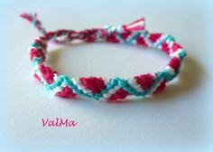 Les Créas de ValMa: Petites cré@tions de l'été 2016- Bracelets bérisiliens