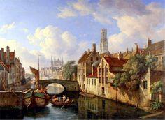 Западноевропейская живопись и графика XVII – ХIX века | Вологодская областная картинная галерея