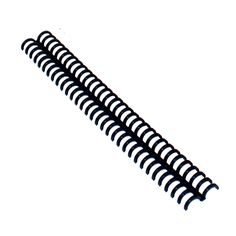 """100 Pack Free Shipping - 25157251 New GBC White 5//16/"""" Proclick Spines"""