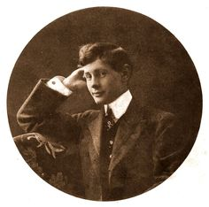 Jacques d'Adelsward-Fersen (1880-1923). 1901