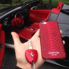 KSK || LUXURY Connoisseur || Matching with my Ferrari 458 Spider