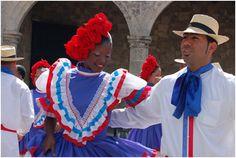La République Dominicaine est célèbre pour ses plages, mais aussi pour sa culture merengue.  #Musique #Danse #Tradition #Blog
