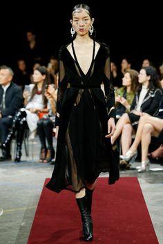 Givenchy fall 15 rtw