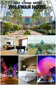 Walt Disney World Swan Hotel - the best kept secret in Disney World. Walking distance to Epcot and the Disney Boardwalk. All the benefits of staying on property but without the high room costs. The…MoreMore