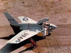 """The X-4 did what it was designed to do: It answered the question """"Will tailless supersonic airplanes be the next big thing?"""""""