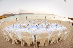 Main Beach Gala Dinner Style
