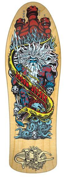 Santa Cruz Jason Jessee 'Neptune'