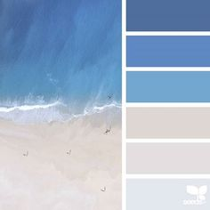 today's inspiration image for { color shore } is by @hannievanbreda ... thank you, Hannie, for another breathtaking #SeedsColor image share!
