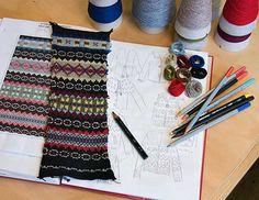 Machine knit school/Seattle
