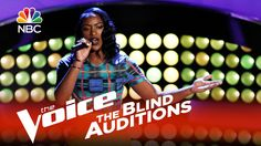 "The Voice 2015 Blind Audition - Briar Jonnee: ""Take a Bow"""