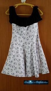 Kleid für meine Kleine (Schnitt: Elodie)