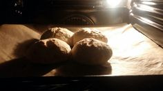 Buns in the oven :-)